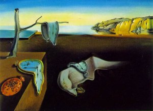 Salvador Dalí - Persistenţa memoriei